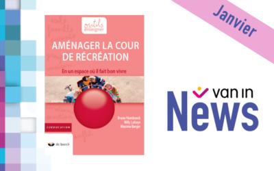 VAN IN NEWS – Janvier