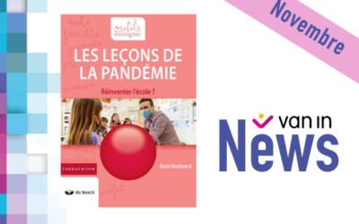 VAN IN NEWS – Novembre