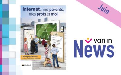 VAN IN NEWS – Juin